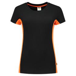 Tricorp 102003 T-shirt Bicolor Dames