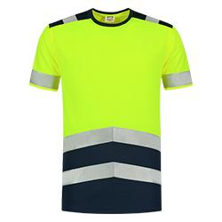 Tricorp T-shirt High Vis Bicolor 103006