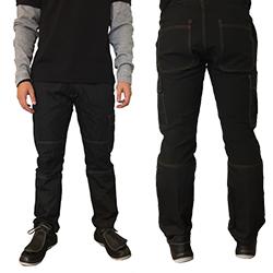 Zintex snijbestendige voor/achter broek met beenzakken 6052