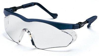 Uvex veiligheidsbril Skyper blue optidur NC Clear