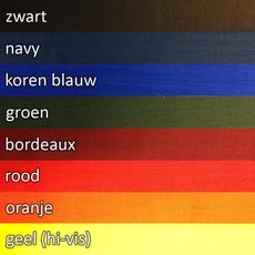 Coolmax en Cordura kleurvarianten