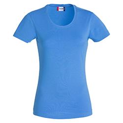Clique T-Shirt Dames Carolina K/M 029317