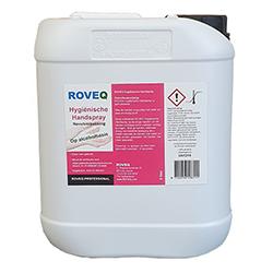 Hygiënische handvloeistof op alcoholbasis - 5L