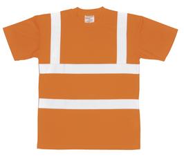 PW RT23 Hi-visible t-shirt