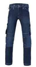 HAVEP® Attitude 744230 Heren Jeans Stretch met kniezakken - Marine denim
