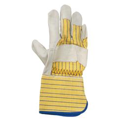 Boxlederen handschoen